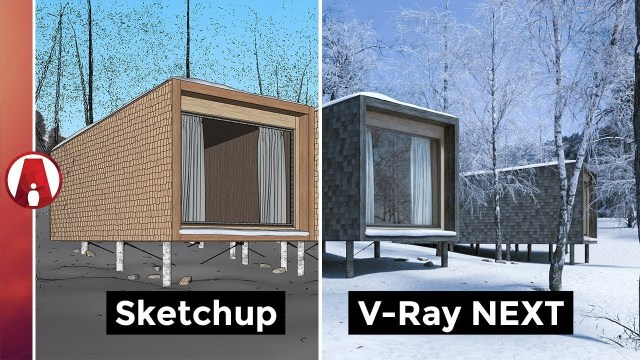 VRay Next 4.00 for SketchUp 2015-2019