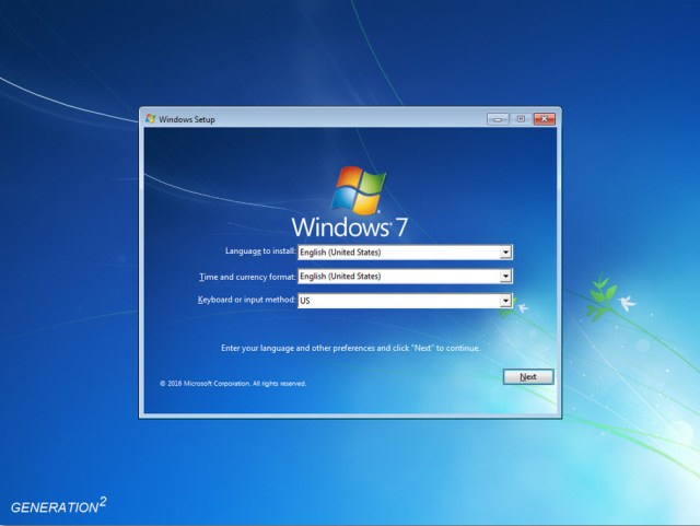 Windows 7 AIO
