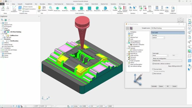 Autodesk Powermill Ultimate 2020