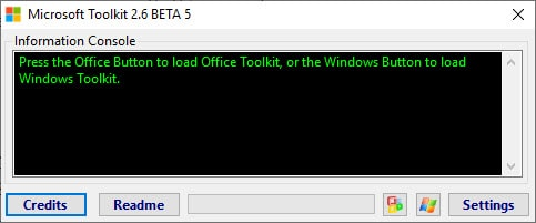 Microsoft Toolkit 2.6.7 Beta 5 Latest