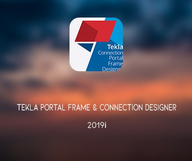 Trimble Tekla Portal Frame & Connection Designer 2019i v19.1.0 Full