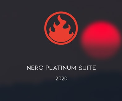 Nero Platinum Suite 2020