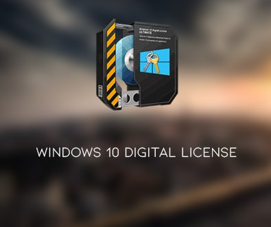 Windows 10 Digital License Ultimate 1.6