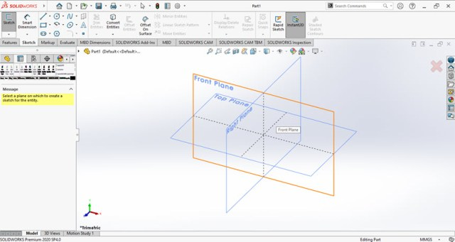 SOLIDWORKS Premium 2020 SP4.0