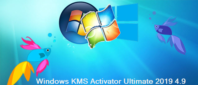 Windows KMS Activator Ultimate logo