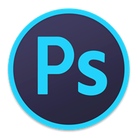 Adobe Photoshop macOS logo
