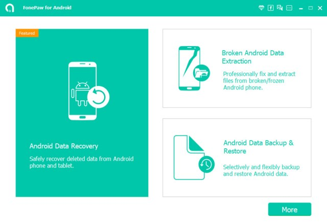 FonePaw Android Data Recovery 3.7.0