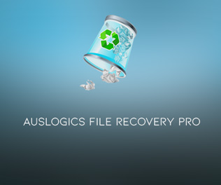 Auslogics File Recovery Pro