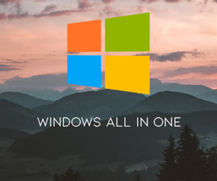 Windows All in One 7 / 8.1 / 10 All Edition Oct 2020
