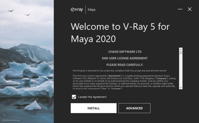 V-Ray Next v5.00.20 for Maya