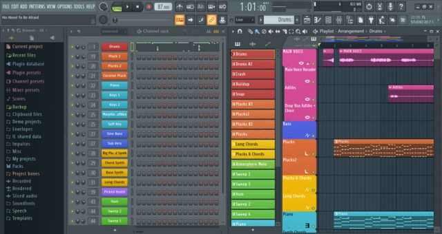 FL Studio Producer Edition v20.7.1.1773