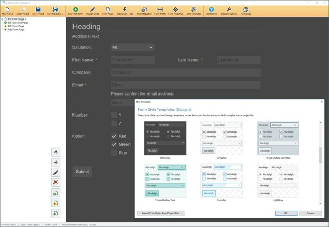 Arclab Web Form Builder 5.1.10