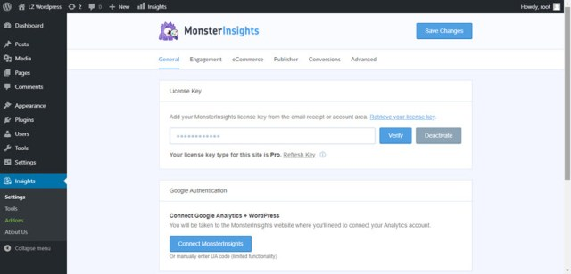 MonsterInsights 7.7.0