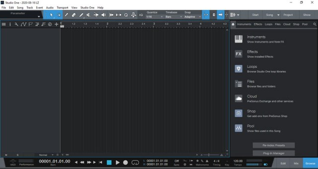 PreSonus Studio One 5 Professional 5.0.1