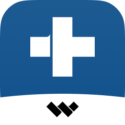 Wondershare Dr.Fone toolkit for iOS and Android logo