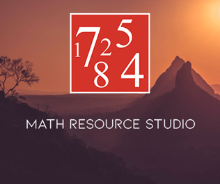 Math Resource Studio Professional
