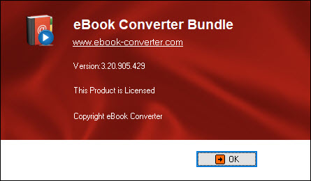 eBook Converter Bundle 3.20.905.429