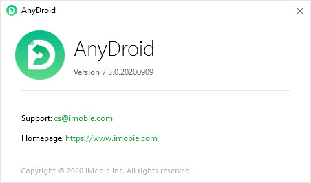 AnyDroid 7.3.0.20200909