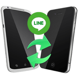 Backuptrans Android iPhone Line Transfer Plus logo