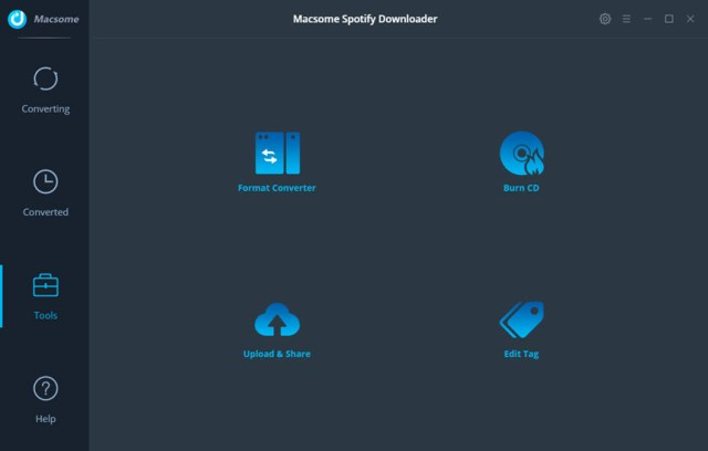 Macsome Spotify Downloader 1.1.8