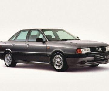 Прокачиваем тормоза с ABS на Audi 80