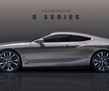 BMW сдержали слово. 8-я серия BMW 840D и M850i в продаже уже этим летом