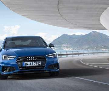 Фейслифтинг Audi A4 Avant 2019. Первые фото