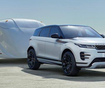 Представлен новый Range Rover Evoque 2019. Официально