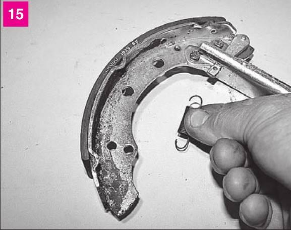 Замена тормозных колодок Skoda Fabia