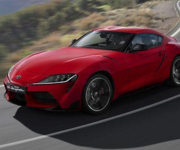 Возвращение Toyota GR Supra 2020. Тонны фото и убойный ценник