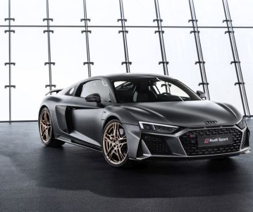 Audi R8 V10 Decennium 2019 купят только 222 человека