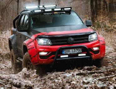 VW Amarok Beast Conversion