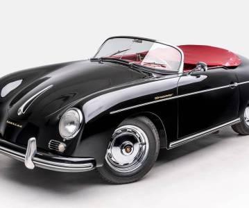 История Porsche Speedster, самого открытого Порше