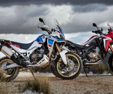 Твин, он и в Африке твин. История мотоцикла Honda Africa Twin