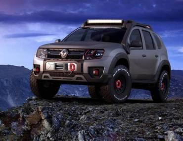 Renault Duster тюнинг