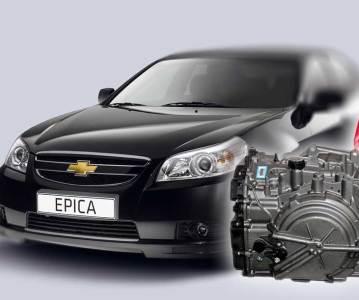 Меняем масло в АКПП Chevrolet Epica 2,0 л сами