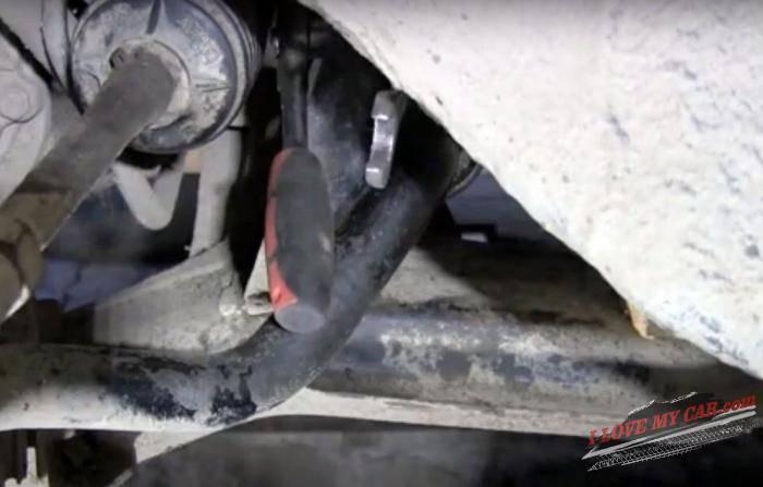 втулки стабилизатора Hyundai Tucson