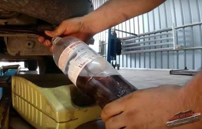 чистое масло