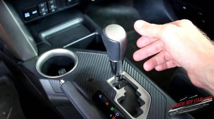 селектор вариатора Toyota RAV4