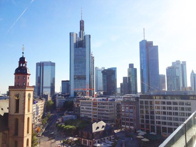 egyetlen párt frankfurt új év