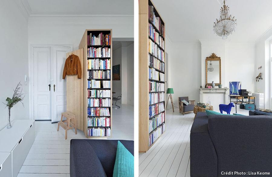 petit appartement 8 idees rangement