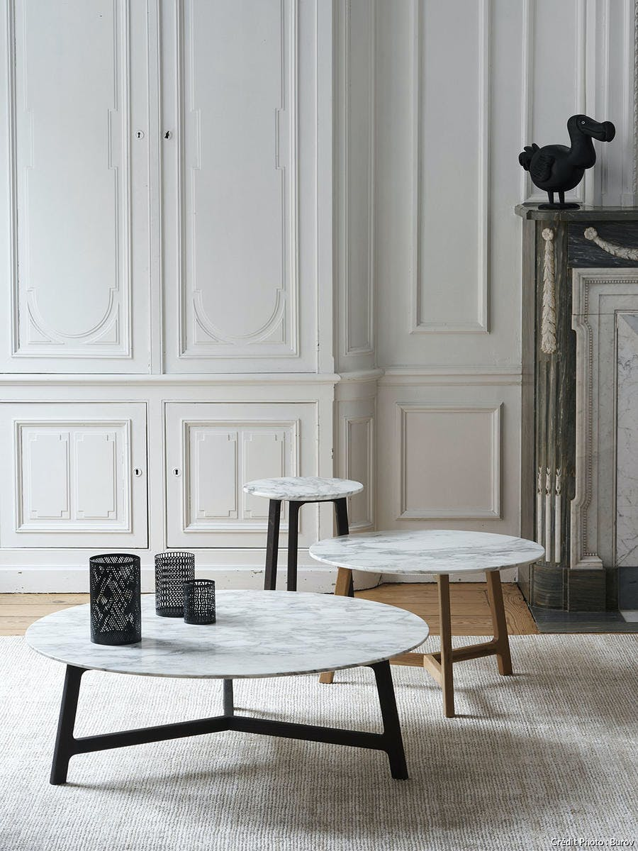 20 tables basses a adopter cet hiver