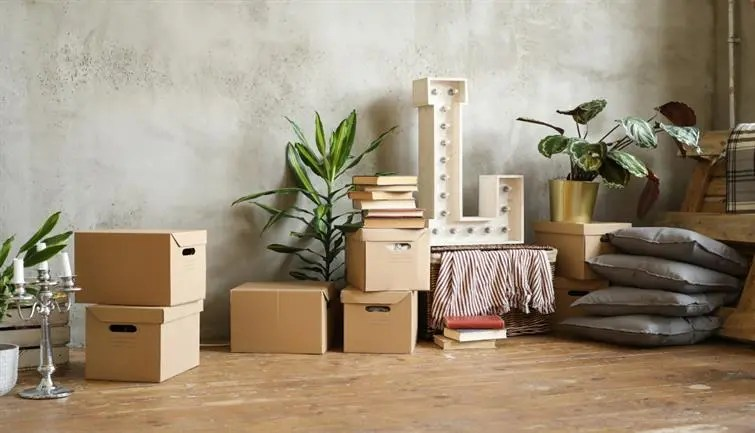 Local Moving Process, Moving and storage services