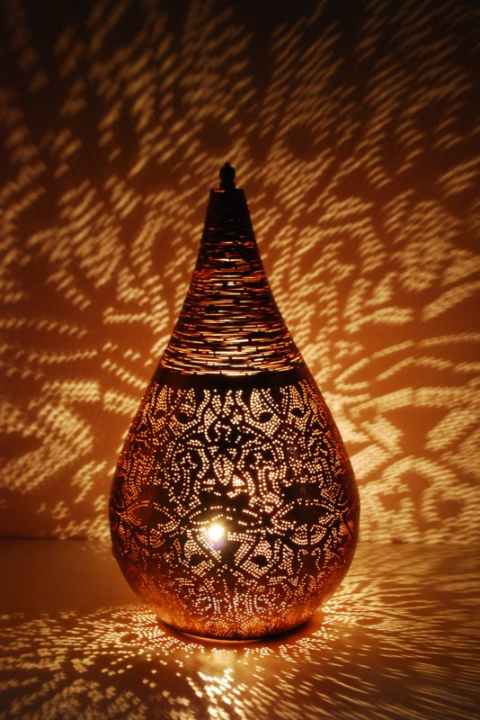 Tafellamp filigrain India