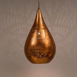 hanglamp-druppel-koper-hanglamp-filigrain-koper-buiten-en-binnen-druppel-hoogte-50-ketting-100- te koop bij Indistrieel in Middelburg.