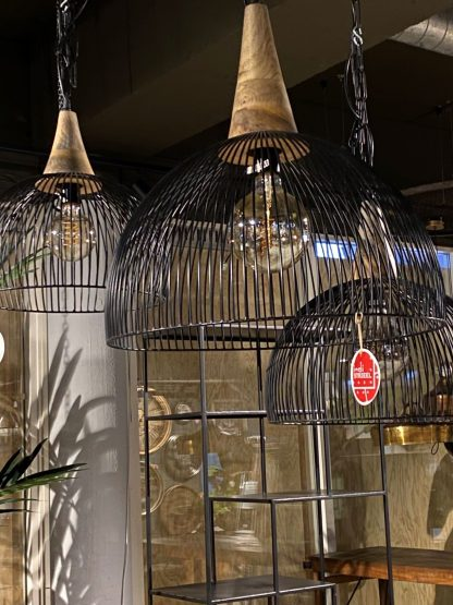 hanglampen open sfeer Indistrieel Middelburg