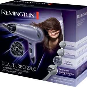Remington Dual Turbo 2200 Packaging