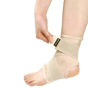 Spokey Ankle Support Basit