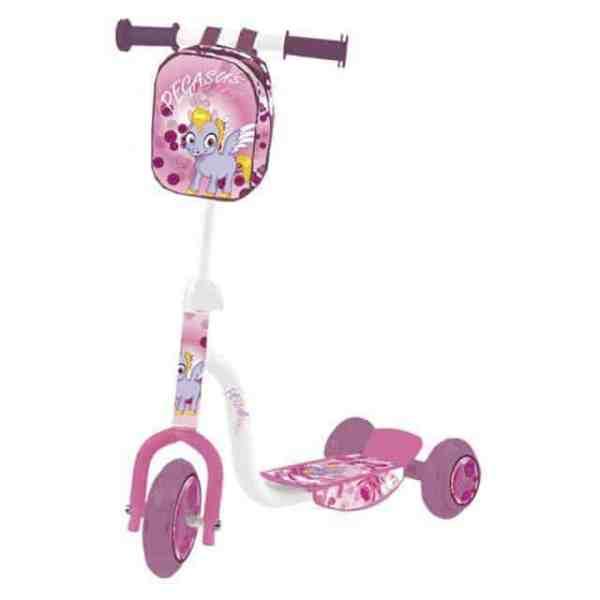 Spokey Kids Scooter 3-Wheel Pegasus