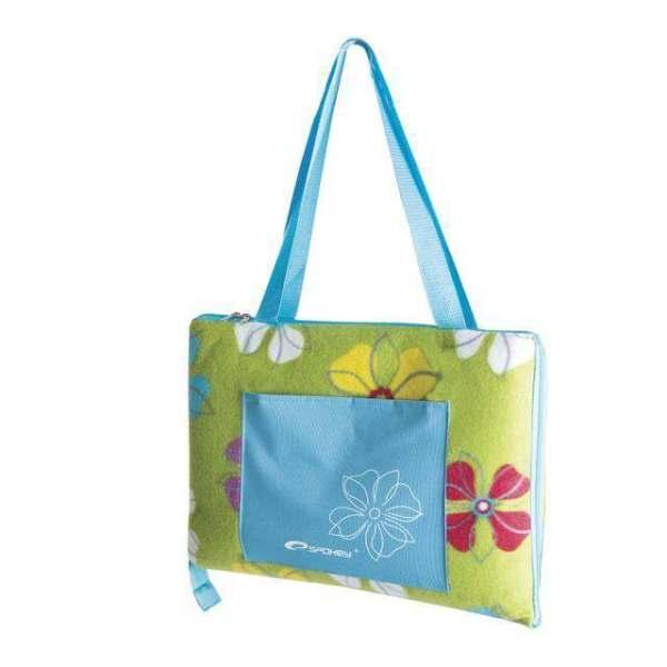 Spokey_Picnic_Blanket_Flowers_150_x_180cm_(folded bag)